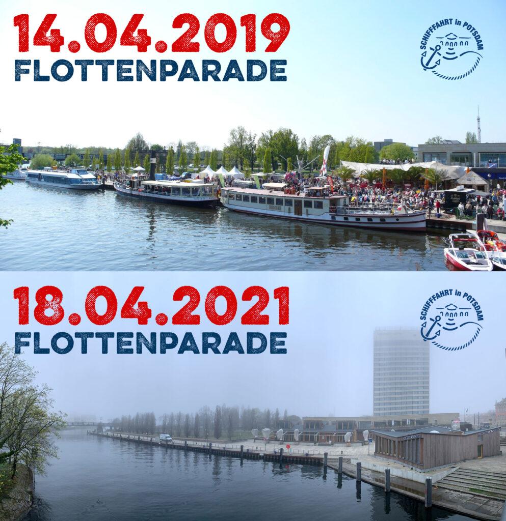 Hafenfest zur Flottenparade