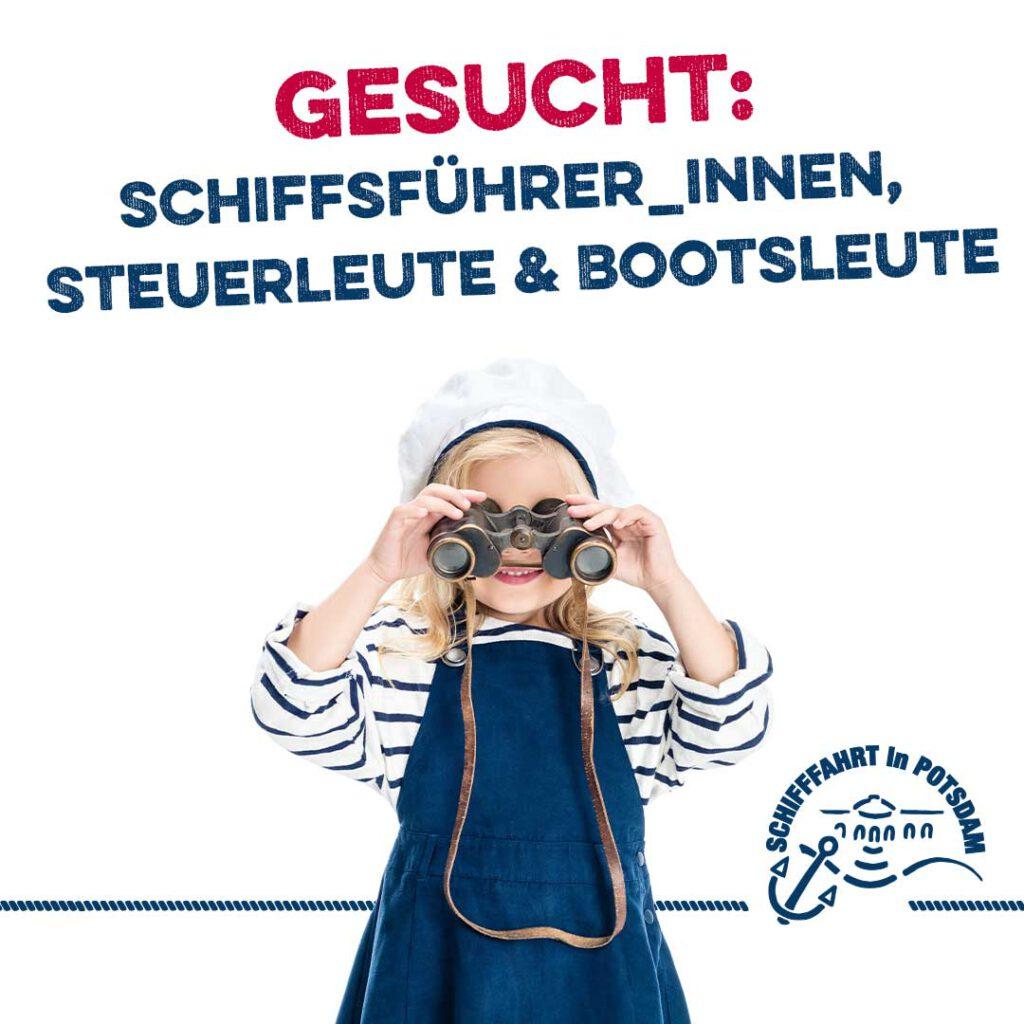 Schiffsführer_innen, Steuerleute & Bootsleute