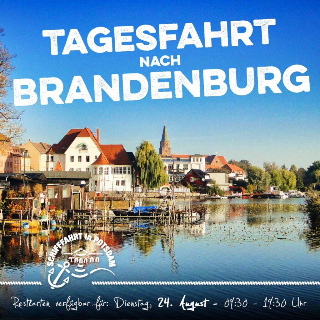 Tagesfahrt nach Brandenburg